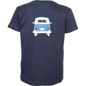 Elkline Teeins T-shirt Enfant, darkblue